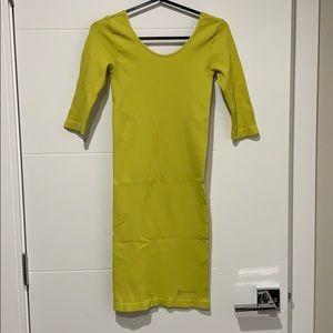 Mustard Marciano dress